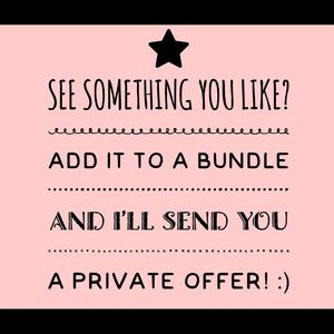 See something you like? Add it to a bundle to save